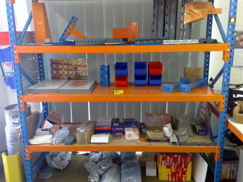 Workshop Shelving Brisbane