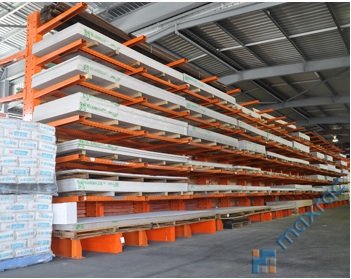 Heavy-duty Cantilever Rack