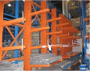 Heavy-duty Cantilever Rack
