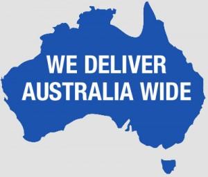 We Deliver Australia Wide