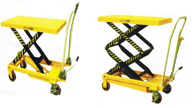Pallet Trolleys Jacks Table Trucks A Frame amp Panel Carts